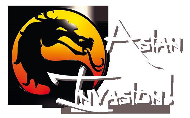asiatisk invasion porno saftig ibenholt booty